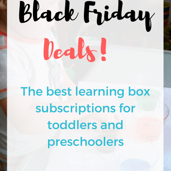 Black Friday Deals 2017: Learning Box Subscriptions