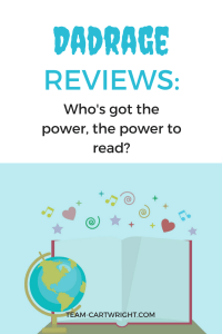 Have questions and opinions on your kids shows? DadRage does too. Check out his review of children's shows. Who's got the power, the power to read? #kidshows #humor #dad #superwhy