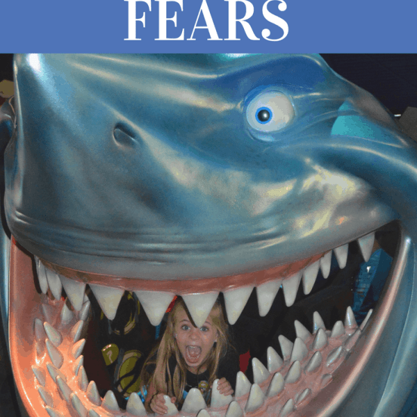 How To Help Prevent Childhood Fears