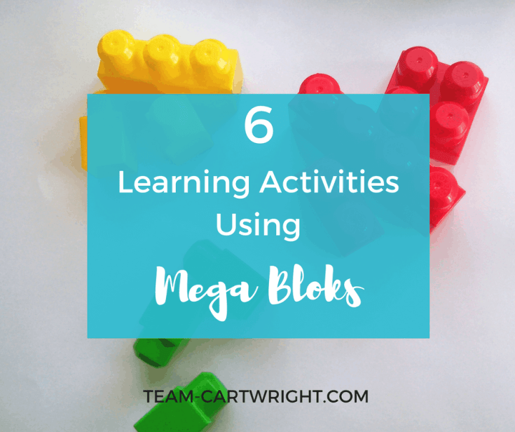 6 Learning Activities Using Mega Bloks