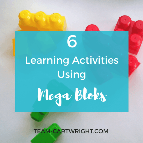 6 Learning Activities Using Mega Bloks