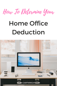 Do you work from home? (Bloggers, this is for you too!) Your work space might qualify for a home office deduction. Find out if it does and how to calculate it. Blogger Tax Deductions | Home Office | Small Business Taxes #tax #deduction #home #office #bloggers Team-Cartwright.com