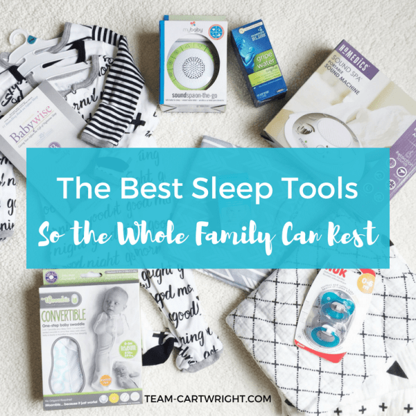 The Best Sleep Tools So the Whole Family Can Rest