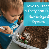 How To Create a Tasty and Fun Archaeological Experience