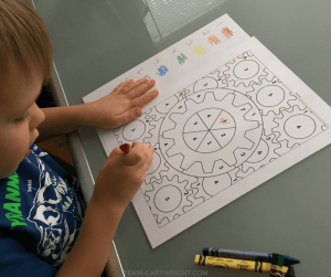 7 Big Benefits Coloring Provides To Kids Simple Activities Pack A Punch Learn