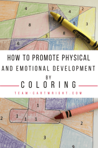 How To Promote Physical And Emotional Development By Coloring This Classic Activity Is Teaching Your