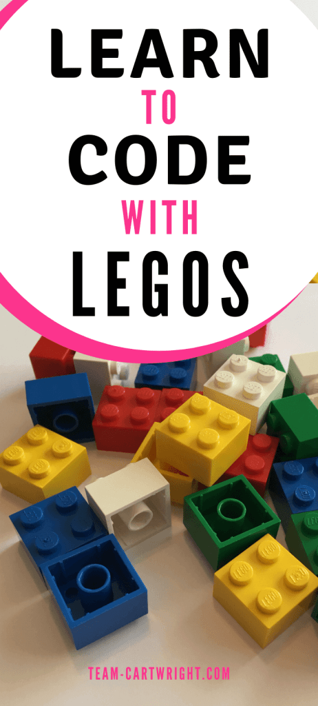 Learn to Code with Legos