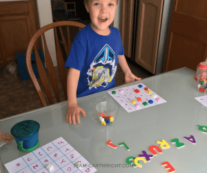 I love learning time with my kids. But as soon as they start preschool it gets hard to fit it all in! Here are tips to still get that fun learning time in with older children. #learning #time #activity #schedule Team-Cartwright.com