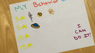 Preschool Behavior Chart: Ending the Cycle of Preschool Timeouts