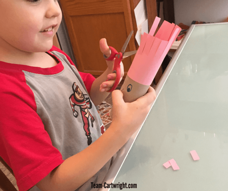 Cutting Activities for Preschoolers