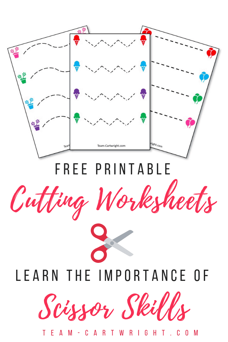 photo regarding Free Printable Cutting Worksheets called Chopping Functions for Preschoolers - Staff Cartwright