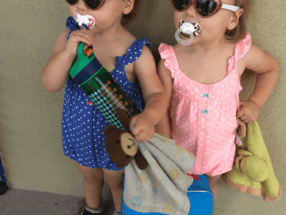 Is life easier with toddler twins? Heck no! But that doesn't mean it isn't without it's perks. Learn how having two toddlers running around has made me a better mom. #TwinToddlers #ToddlerLife Team-Cartwright.com