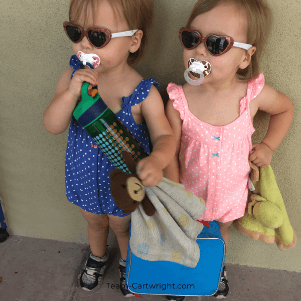 How Life is Easier with Toddler Twins