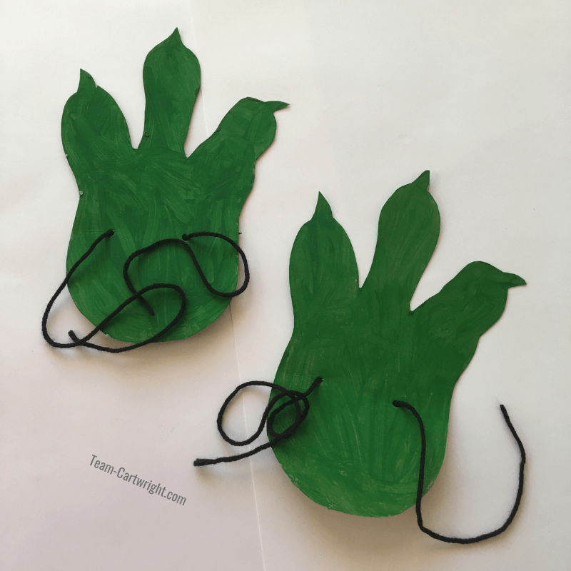 Dinosaur STEM activities for preschoolers