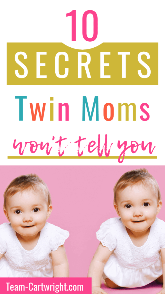10 Secrets Moms of Multiples Won't Tell You