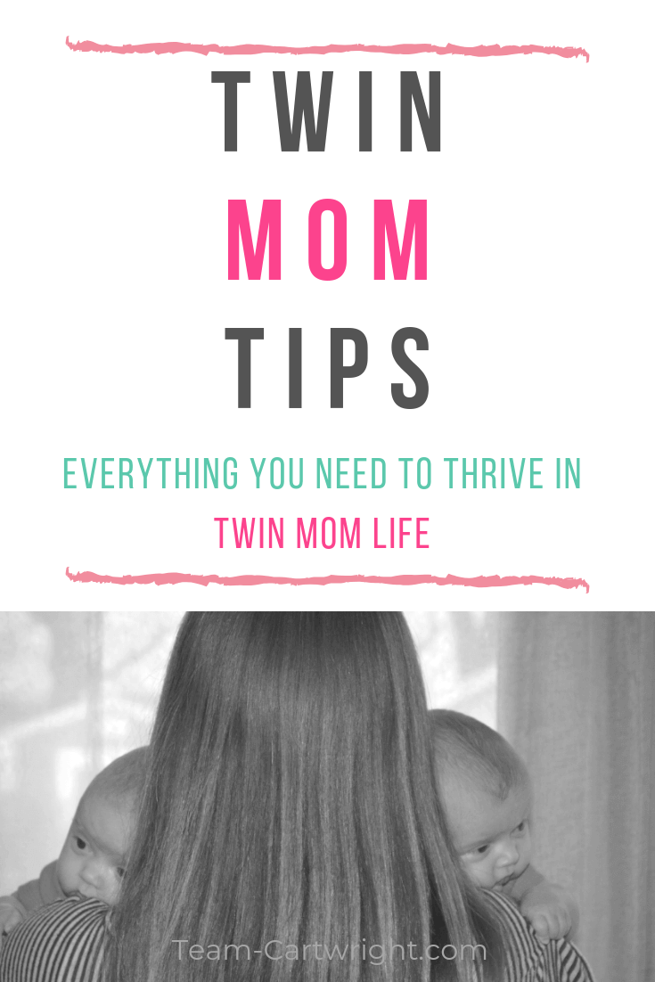 Twin Mom Tips