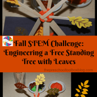 FALL STEAM Challenge: Engineering Free-Standing Trees with Leaves