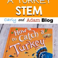 How to Catch a Turkey STEM Activity