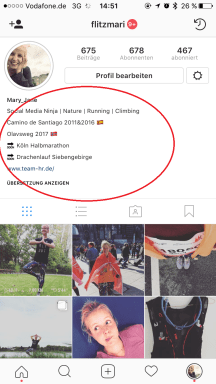 Instagram im Personalmarketing