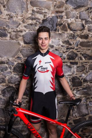 Team HWG Gedern Moritz Schäb bike