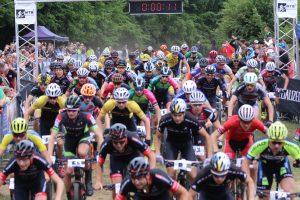 Vulkan Race Gedern Start