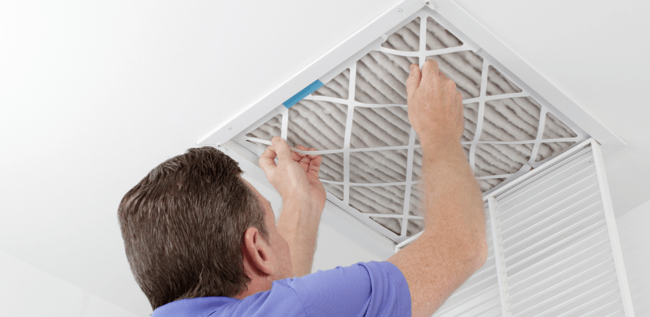 When and why to change your air filter