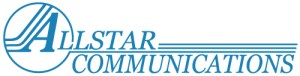 Team Allstar Communications Blue logo