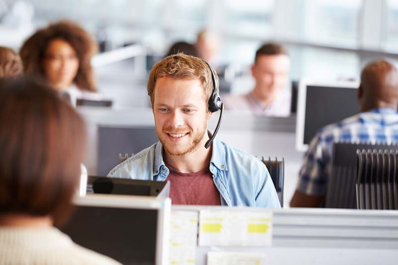 Team Allstar call centers to keep business communications going