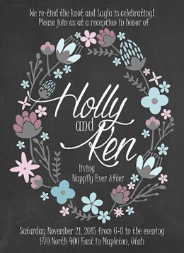 Holly & Ken Invite 5x7 with bleed