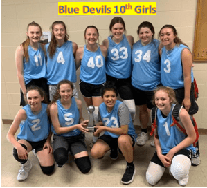 Blue Devils 10th Girls