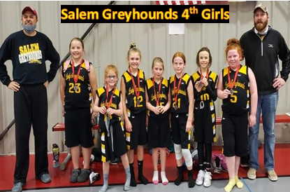Salem Greyhounds 4th