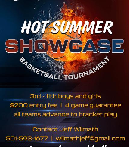 Hot Summer Showcase