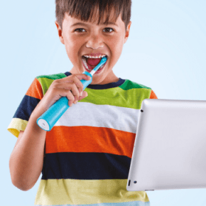 Igiene orale: un aiuto arriva dalle app