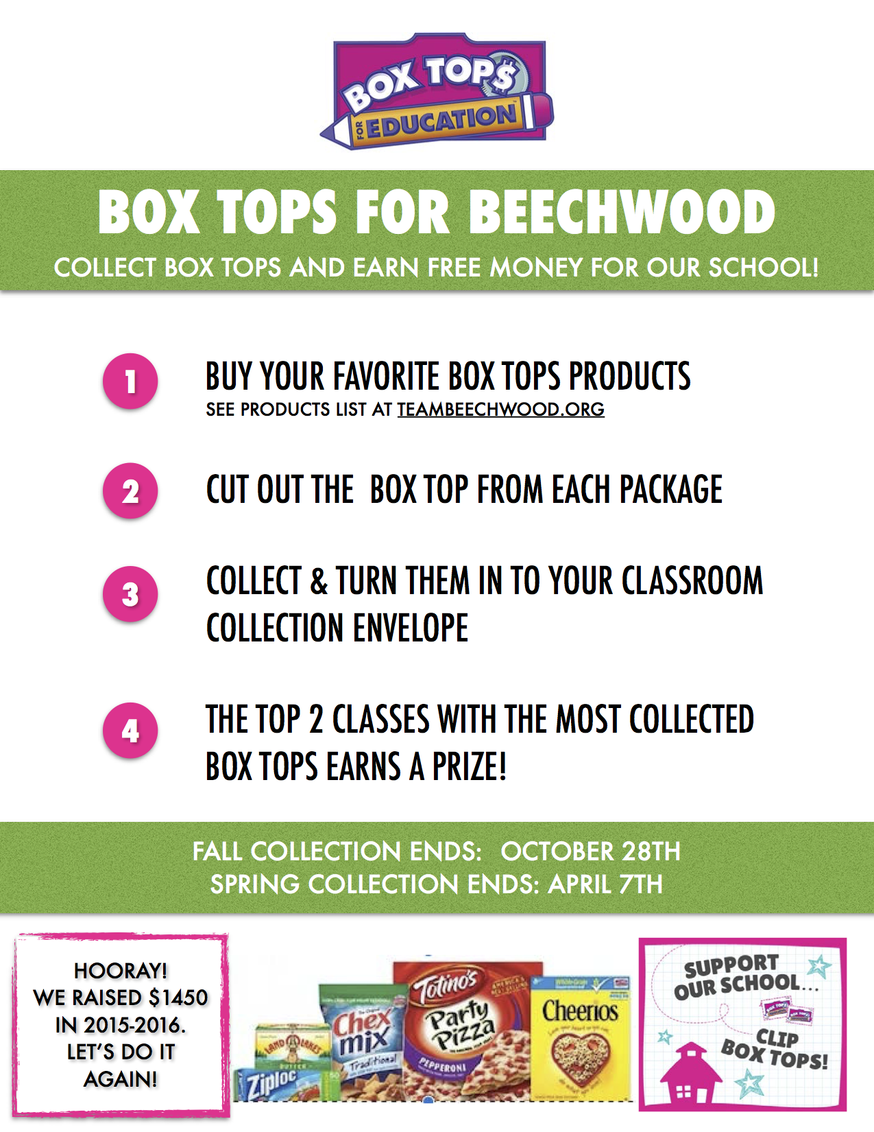 Box Tops Amp Labels For Education