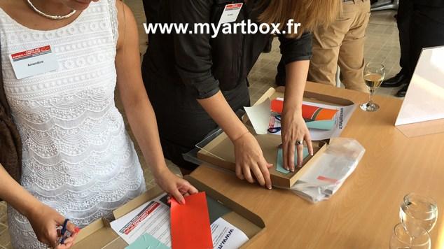 concept box pour formation