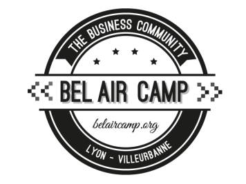 logo bel air camp