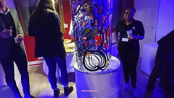 animation pour cocktail pour cupkiller