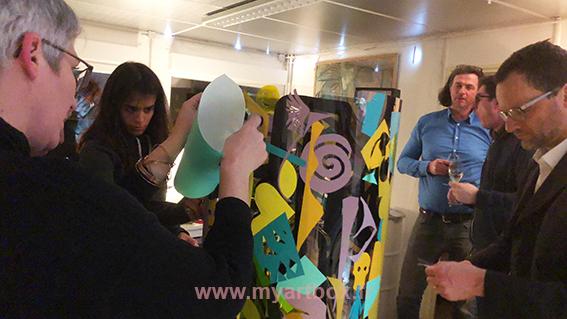 Workshop Artistique, Workshop Artistique