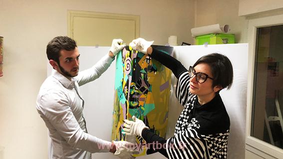 team bulding fresque lyon
