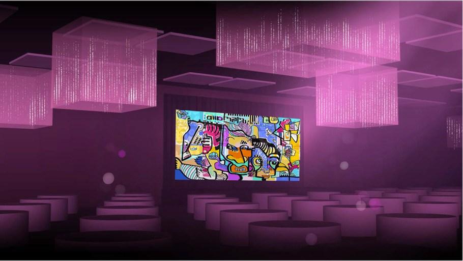 animaiton digitale interactive