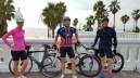 Magical bike ride with our friend Craig