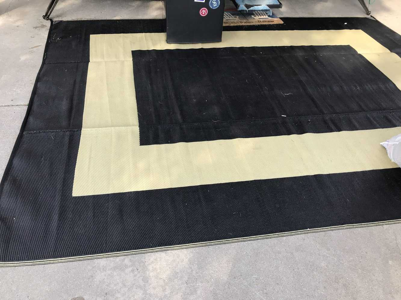best rv outdoor patio mats rugs for
