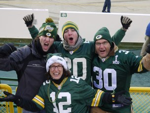 2012 - Packers Titans at Lambeau