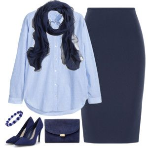 Navy and Light Blue 2