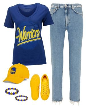 Golden State Warriors - Game Day Style