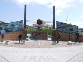 The Heritage Trail Plaza