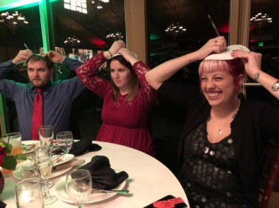 Pony Express Christmas Party