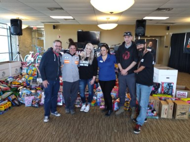 Tulsa Toys for Tots 2
