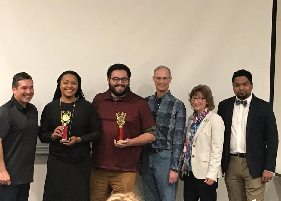Toastmasters Winners Andres Marquez and Sherby Warner go on to Division Contest after 1st place win 2