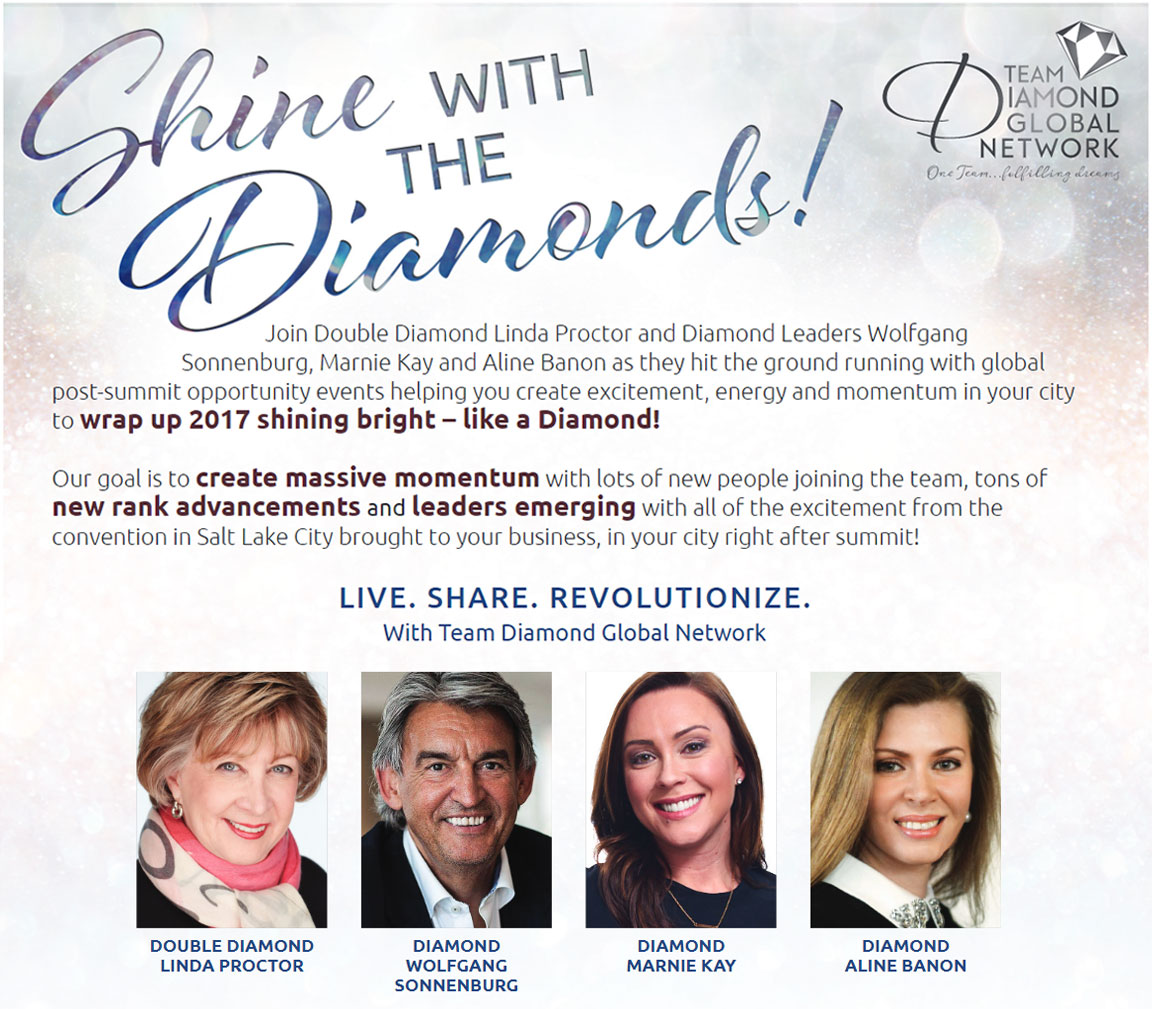 Shine With The Diamonds 2017